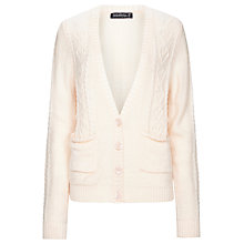 Buy Sugarhill Boutique Mimi Cardigan, Peach Online at johnlewis.com