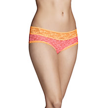 Buy Bonds Lacies Hipster Boyleg Briefs, Neo Pink Mix Online at johnlewis.com