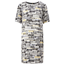 Buy COLLECTION by John Lewis Bar Code Print Dress, Multi Online at johnlewis.com