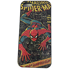 Buy Marvel Spider-Man iPhone 5 Case, Multi Online at johnlewis.com