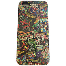 Buy Marvel iPhone 5S Cover, Multi Online at johnlewis.com