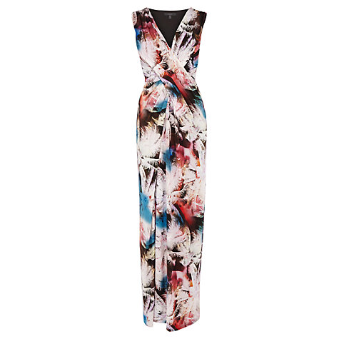 Buy Coast Fernando Print Maxi Dress, Multi Online at johnlewis.com