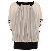 Buy Coast Danielle Calla Top, Mono Online at johnlewis.com