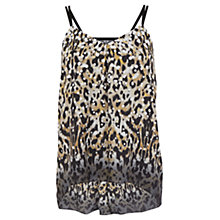 Buy Coast Bailey Animal Cami Top, Multi Online at johnlewis.com