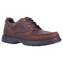 Buy Timberland Earthkeepers Richmont Leather Oxford Shoes, Dark Brown Online at johnlewis.com