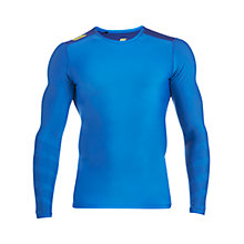 Buy Canterbury of New Zealand Mercury TCR Control Compression Top, Victoria Blue Online at johnlewis.com