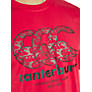 Buy Canterbury of New Zealand Filled CCC T-shirt, Red Online at johnlewis.com