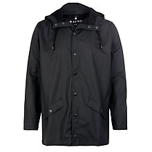 Buy Rains Short Rain Jacket Online at johnlewis.com