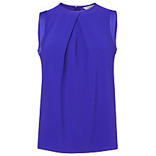 Buy L.K. Bennett Malea Crepe Vest Online at johnlewis.com