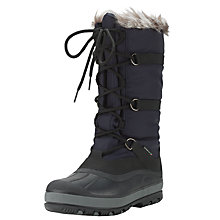 Buy John Lewis Atlantic Lace Up Long Boot Online at johnlewis.com