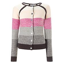 Buy Collection WEEKEND by John Lewis Ombre Front Knitted Cardigan Online at johnlewis.com