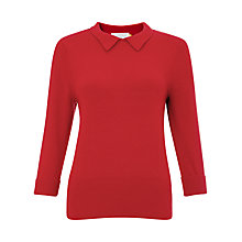 Buy Collection WEEKEND by John Lewis Collared Jumper Online at johnlewis.com