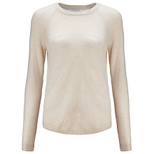 Buy John Lewis Curved Hem Cashmere Jumper Online at johnlewis.com