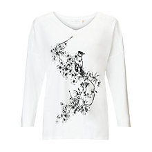 Buy Collection WEEKEND by John Lewis RCA Printed Top, Print Online at johnlewis.com