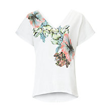 Buy Collection WEEKEND by John Lewis RCA Printed T-Shirt, Print Online at johnlewis.com