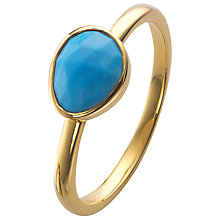 Buy John Lewis Small Stone Organic Ring Online at johnlewis.com