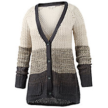 Buy Fat Face Twisted Crochet Cardigan Online at johnlewis.com