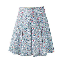 Buy Fat Face Festival Skirt, Blue Online at johnlewis.com