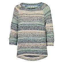Buy Fat Face Ombre Stripe Jumper Online at johnlewis.com