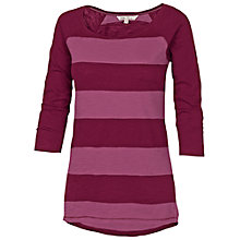 Buy Fat Face Raglan Sleeve Stripe T-Shirt Online at johnlewis.com