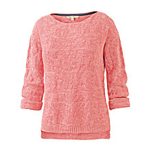 Buy Fat Face Jacquard Jumper Online at johnlewis.com