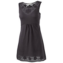 Buy Fat Face Applique Tunic Dress, Phantom Online at johnlewis.com