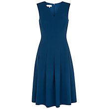 Buy Hobbs Brunswick Dress, Bluebell Online at johnlewis.com