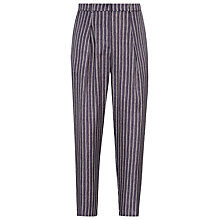Buy Reiss Margueritte Silky Trousers, Biarritz Print Online at johnlewis.com