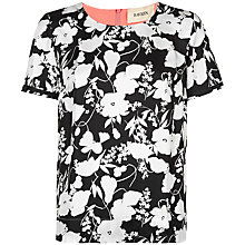 Buy Havren Silhouette Printed T-Shirt, Multi Online at johnlewis.com