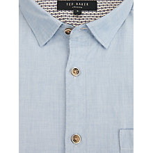 Buy Ted Baker Toscoop Short Sleeve Shirt Online at johnlewis.com