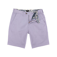 Buy Ted Baker Bagend Cotton Chino Shorts Online at johnlewis.com