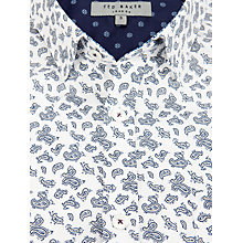 Buy Ted Baker Some Paisley Print Shirt Online at johnlewis.com