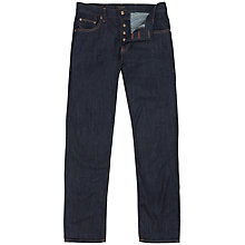 Buy Ted Baker Oakdale Slim Fit Jeans, Rinse Denim Online at johnlewis.com