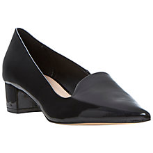 Buy Dune Affina Block Heeled Loafers Online at johnlewis.com