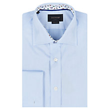 Buy Duchamp Gentleman's Contrast Shirt, Blue Online at johnlewis.com