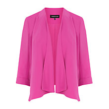 Buy Warehouse Draped Waterfall Jacket Online at johnlewis.com