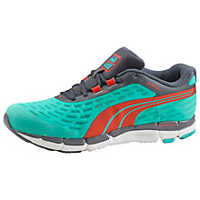 Buy Puma Faas 600 V2 Men's Running Shoes, Pool Green/Grenadine Online at johnlewis.com