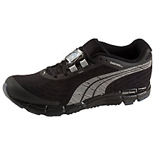 Buy Puma FAAS 600 Nightcat Running Shoes, Black Online at johnlewis.com