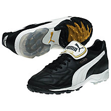 Buy Puma King Allround TT Astro Football Boots, Black Online at johnlewis.com