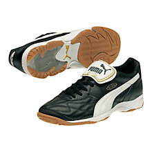 Buy Puma King Indoor Football Trainers, Black Online at johnlewis.com