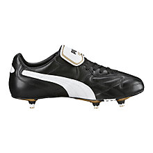 Buy Puma King Pro Football Boots, Black Online at johnlewis.com
