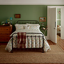 Buy Morris & Co Daisy Bedding Online at johnlewis.com