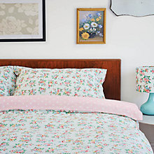 Buy Cath Kidston Kingswood Rose Bedding Online at johnlewis.com
