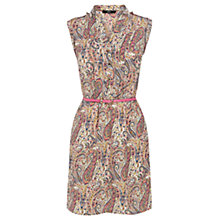 Buy Oasis Paisley Print Shirt Dress, Multi Online at johnlewis.com