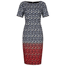 Buy Planet Ombre Print Dress Online at johnlewis.com