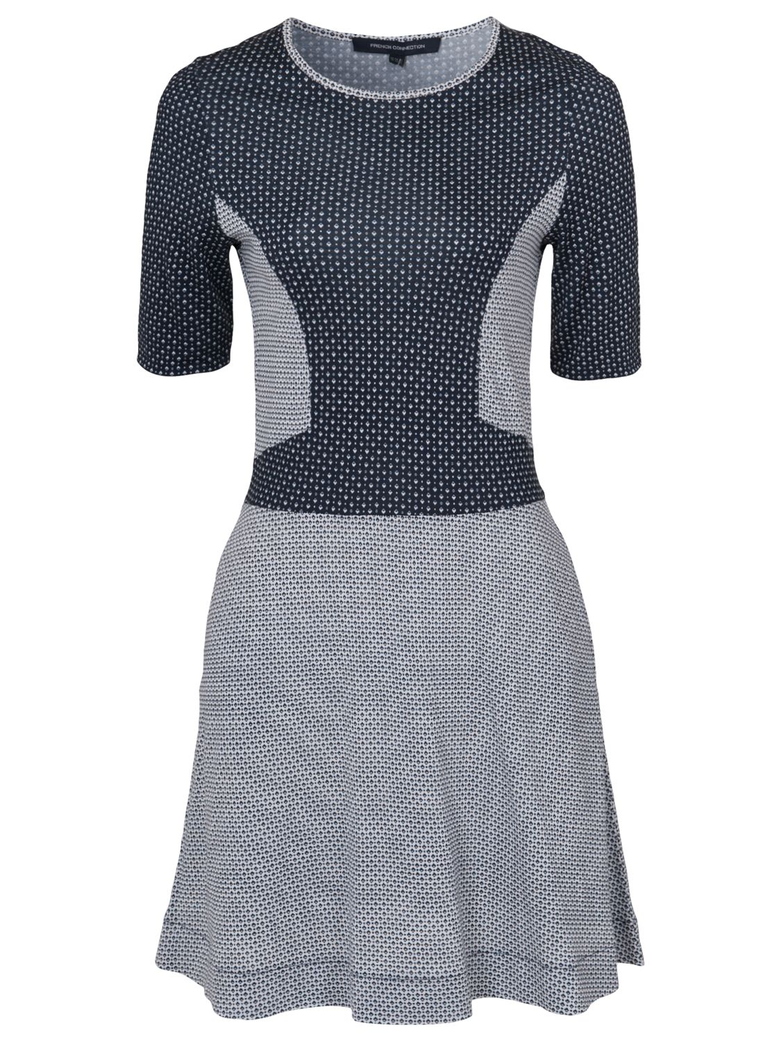 french connection mini modern mosaic dress white/multi, french, connection, mini, modern, mosaic, dress, white/multi, french connection, 6|16|10|14|8|12, clearance, womenswear offers, womens dresses offers, women, inactive womenswear, new reductions, womens dresses, special offers, 1581375