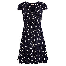 Buy Louche Paloma Unicorn Dress, Navy Online at johnlewis.com