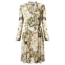Buy Ghost Lou Dress, Fleur Tapestry Online at johnlewis.com