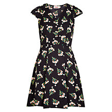 Buy Louche Cathleen Retro Dress, Black Online at johnlewis.com