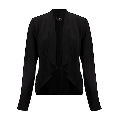 Buy Ghost Sydney Jacket, Black Online at johnlewis.com